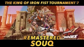TEKKEN 7 Remastered | SOUQ / A Grain of Sand Full Version - BGM - OST - Tunes - Soundtrack 鉄拳7