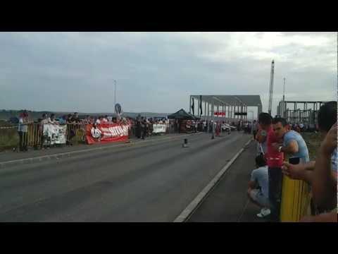 TDR 2012: Audi A5 vs BMW 3xx