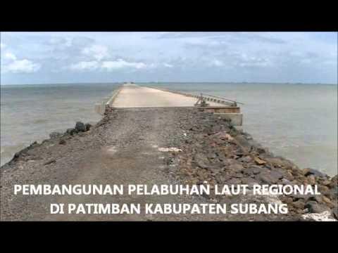 Pembangunan Dermaga Pelabuhan PATIMBAN