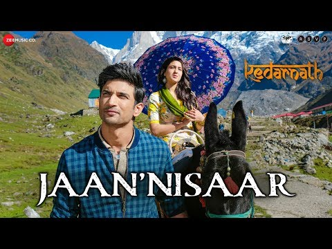 Xxx Mp4 Kedarnath Jaan 'Nisaar Arijit Singh Sushant Rajput Sara Ali Khan Abhishek K Amit T Amitabh B 3gp Sex