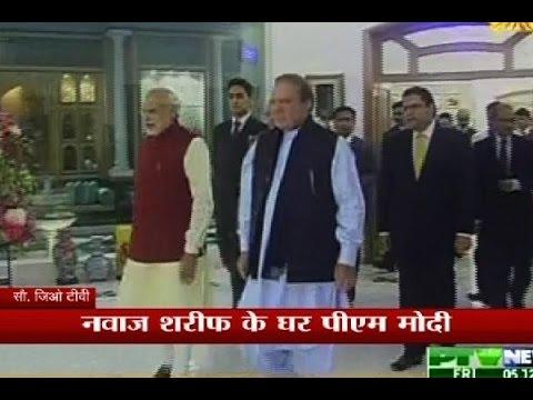 Xxx Mp4 PM Modi Reaches His Pakistan Counterpart Nawaz Sharif S House 3gp Sex