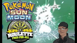 Take some Damage -  Pokemon Sun & Moon Roulette FFA