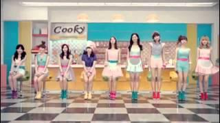 SNSD Hey Cooky MV