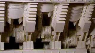 Origami V8 Engine
