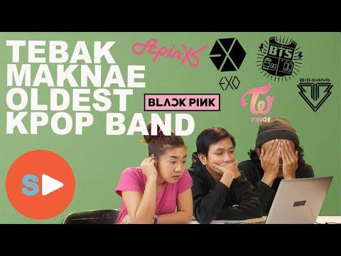 Tebak Oldest KPOP & Maknae Line BTS, EXO, BLACKPINK ,TWICE, BIGBANG, APINK