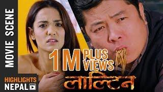 भातमारा - New Nepali Movie LALTEEN Comedy Scene 2017   Dayahang Rai, Priyanka Karki