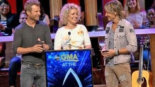 CMA Nominations Revealed with Dierks Bentley, Keith Urban and Cam