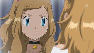 Pokémon XY Anime Ep. 60 - Serena(セレナ)'s Sorrowful Haircut......