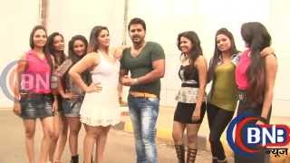 Choreographer Pappu Khanna |song Shoot | Nehle Pe Dehla Bhojpuri Movie