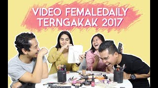 Makeup Test Cowok-Cowok Female Daily!
