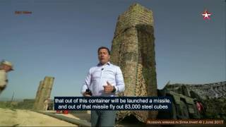 Russian airbase in Syria June 2017  Air Defense Systems