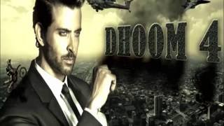 Dhoom 4 Official Movie Trailer || Hrithik Roshan,Zhu Zhu fanmade