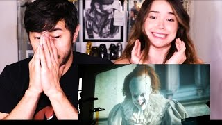 IT | Stephen King | Trailer Reaction & Discussion!