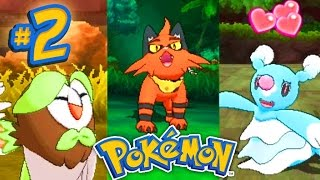 Pokemon SUN and MOON Episode 1 - Walkthrough Part #2 - LIVE w/ Ali-A!