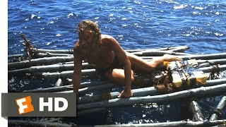 Cast Away (4/5) Movie CLIP - I'm Sorry, Wilson! (2000) HD