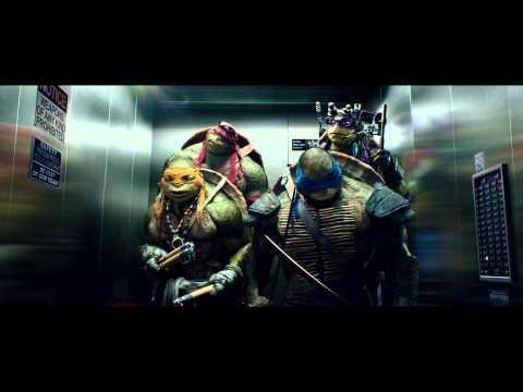 Xxx Mp4 TEENAGE MUTANT NINJA TURTLES Official Film Clip Quot The Elevator Quot Int English 3gp Sex