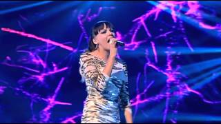 Samantha Jade - I Will Be - XFactor Australia Top 8 Save me song