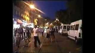 Arab girl belly dance in France 18+