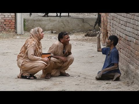 Painful life of disabled children in Pakistan Don t let humanity die Rahe Insaniyat