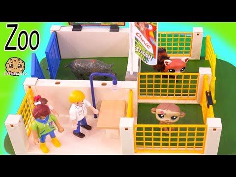 Xxx Mp4 Helping Animals Get Well Playmobil Zoo Vet Play Video Cookie Swirl C 3gp Sex