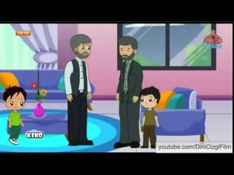 Keko çizgi film İslami Dini Çizgi Filmler ( 7.Bölüm )
