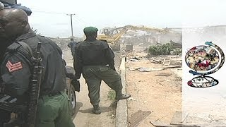 See the havoc caused by the discovery of oil in Nigeria