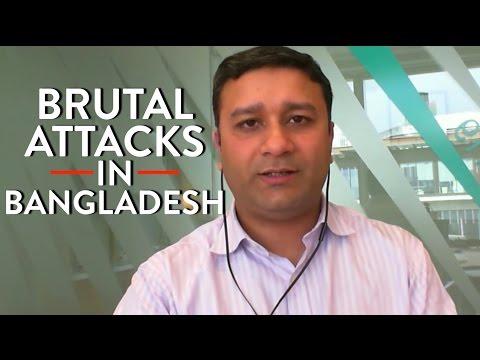 Xxx Mp4 Bangladeshi Blogger On Brutal Attacks By Islamist Militants 1 Of 2 3gp Sex