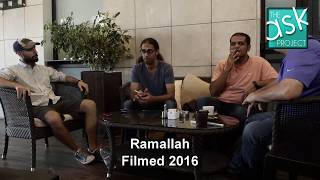 Palestinians discuss: How outsiders view Palestinians