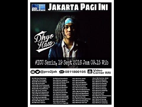 Dhyo Haw Icu Pro2 Rri Jakarta Live Video Corner Rri