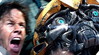 TRANSFORMERS 5 The Last Knight BANDE ANNONCE VF (2017)