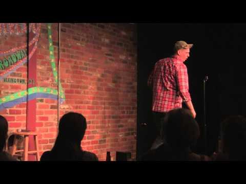 Kyle Kimball- Comedy Off-Broadway (Lexington, Kentucky) 10.2.12