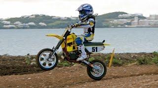 Raw: 50cc Motocross Racing
