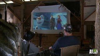 Turtleman Reviews 'Frozen' | Call of the Wildman