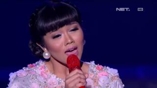 Yura Yunita - Intuisi - LIVE from NET 4.0 presents Indonesian Choice Awards 2017