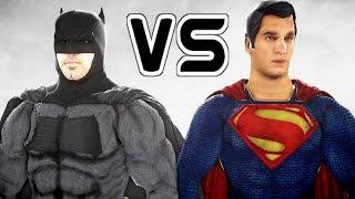 Batman v Superman - Epic Superheroes Battle