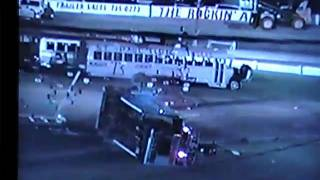 Figure 8 Bus Crash @ Eve of Destruction 2003 Train Bus