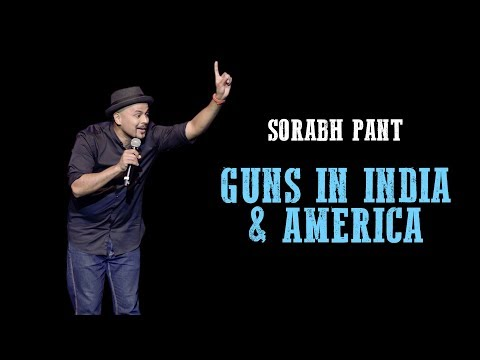 Xxx Mp4 Guns In America India Standup Comedy By Sorabh Pant MakeIndiaGreatAgain 3gp Sex