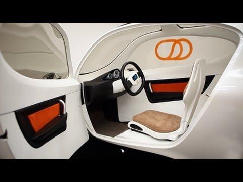 Lit Motors C 1 A 2 wheel car Or untippable motorcycle