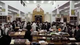 Purim In Yeshivas Mir Jerusalem 2017 | פורים בישיבת מיר ירושלים