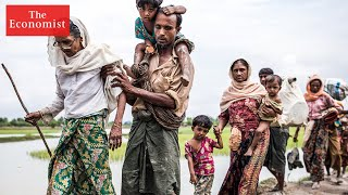 Myanmar's persecuted Rohingya refugees | The Economist