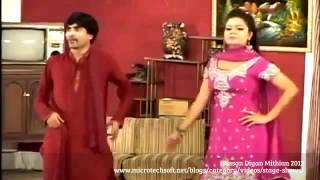 Stage Drama Hussan Diyan Mithian 2012 - PUNJABI STAGE SHOW Part 4