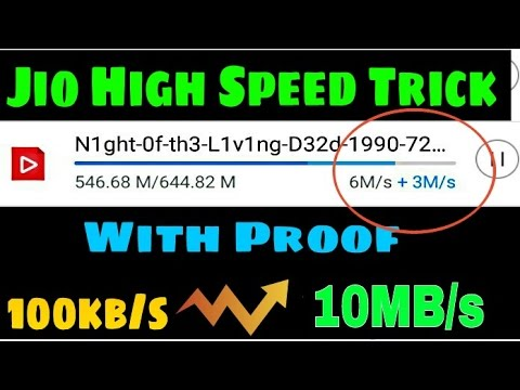 How To Increase Jio JioFi Speed - 100% Working Method
