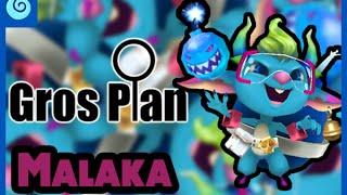 Summoners War - Gros plan - Malaka