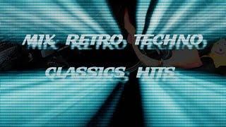 Retro Techno Classics Hits