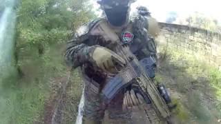 Esfiltrazione DOUBLE CAM Action Italia 2016 Montalto Legione Mobi Black Ops Hera Kommando Cariati