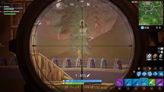 The Eagle in its natural habitat | Fortnite