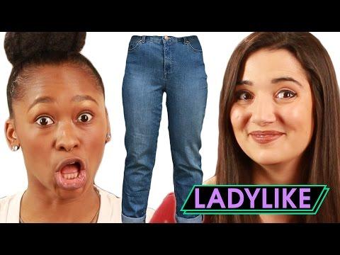 Xxx Mp4 Women Wear Mom Jeans For A Week • Ladylike 3gp Sex