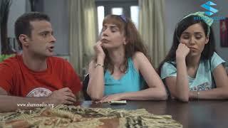 أجمل مشاهد أزمة عائلية ـ يا حرام ما تهنى بالراتب تبعو ـ رشيد عساف ـ رنا شميس ـ ليا مباردي