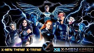 X-MEN Theme X-Treme | JOHN OTTMAN ~ United Days of Future Past Apocalypse Medley