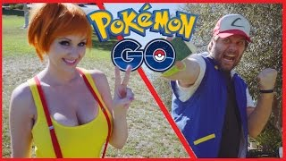 Pokemon Go Theme Song - Parody #PokemonGo